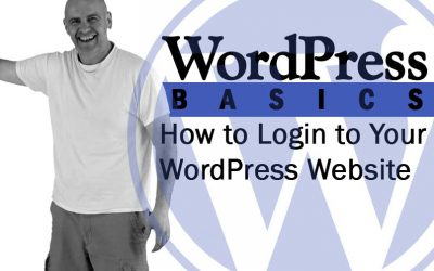 WordPress: How to Login to your Admin Area