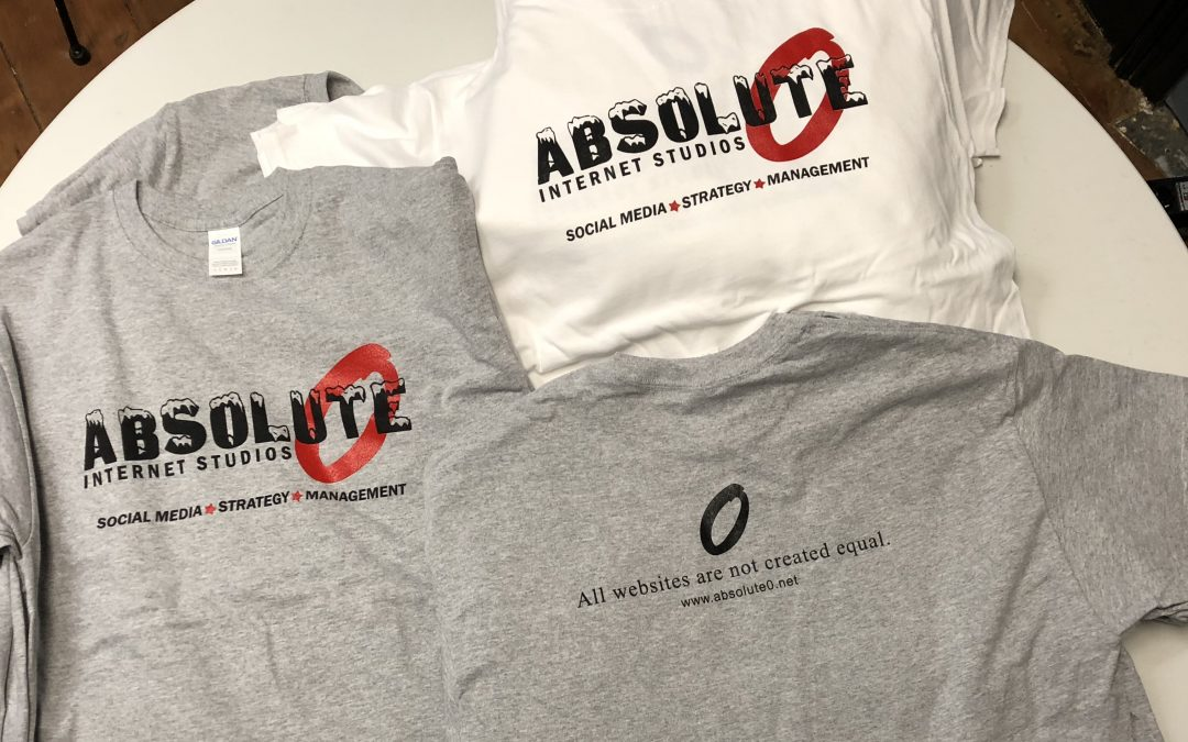 Free Absolute 0 T-Shirt Promotion!